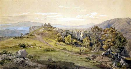 Carl Anton J. Rottmann - Serpentara