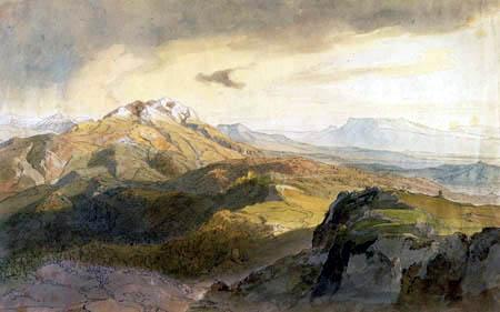 Carl Anton J. Rottmann - Monte Serone
