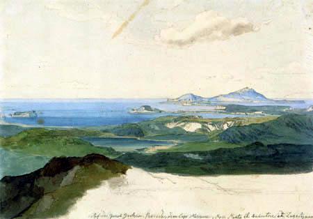 Carl Anton J. Rottmann - Golf von Bajae