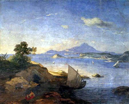 Carl Anton J. Rottmann - Gulf of Bajae