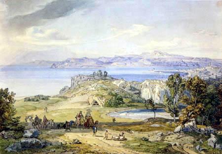 Carl Anton J. Rottmann - Messina