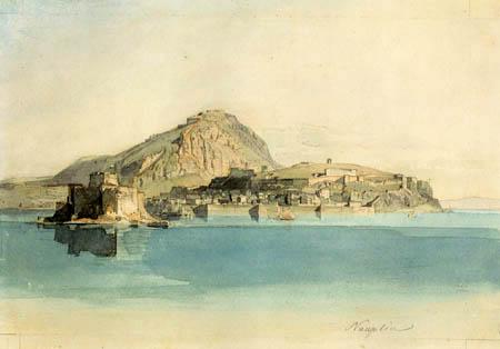 Carl Anton J. Rottmann - Nauplia