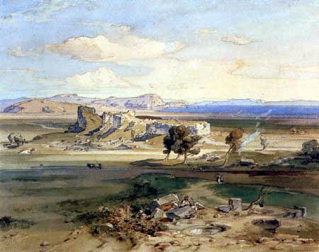Carl Anton J. Rottmann - Tiryns