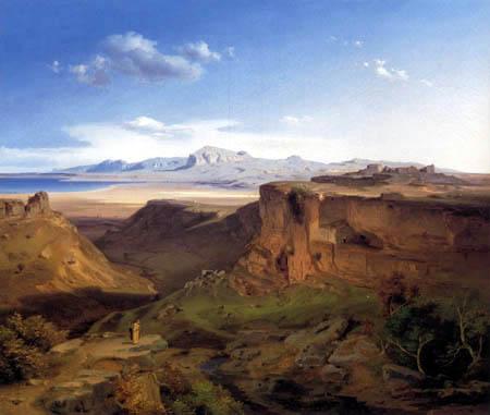 Carl Anton J. Rottmann - Sikyon- Korinth