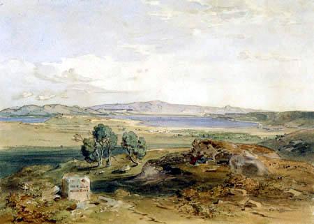 Carl Anton J. Rottmann - Salamis