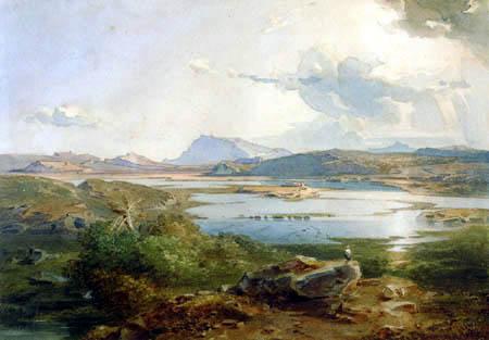 Carl Anton J. Rottmann - Kopaissee, Griechenland