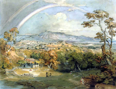 Carl Anton J. Rottmann - Kalamata, Griechenland