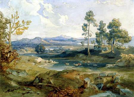 Carl Anton J. Rottmann - Olympia