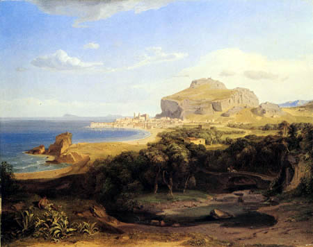 Carl Anton J. Rottmann - Cephalus