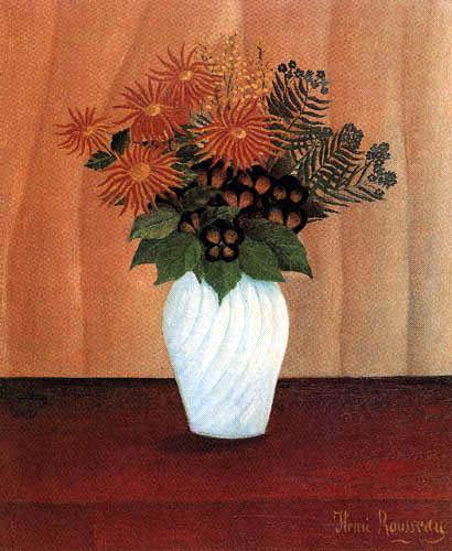 Henri Julien Félix Rousseau - Bunch of flowers