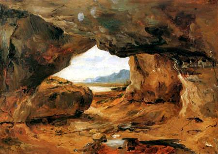 Théodore P. E. Rousseau - At the coast