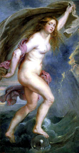 Peter Paul Rubens - Fortuna