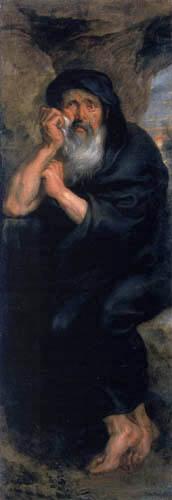 Peter Paul Rubens - Heraklit, Der weinende Philosoph