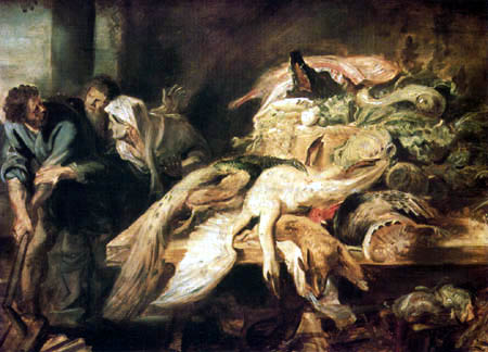 Peter Paul Rubens - Philopoemen, General der Achaier