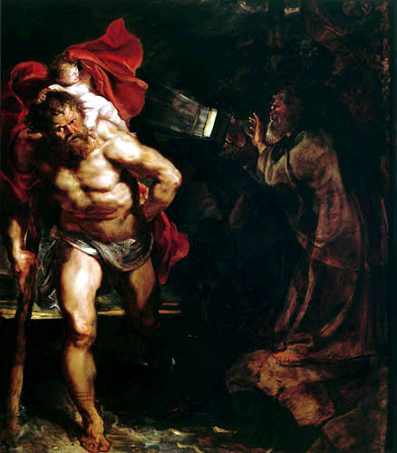 Peter Paul Rubens - Saint Christophe