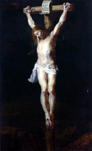 Peter Paul Rubens - Crucified Christ