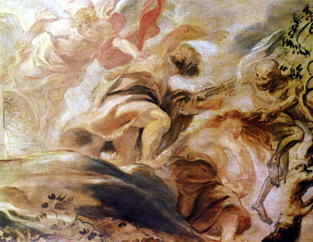 Peter Paul Rubens - The Expulsion from Paradise