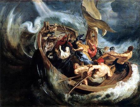 Peter Paul Rubens - Das Schiffswunder