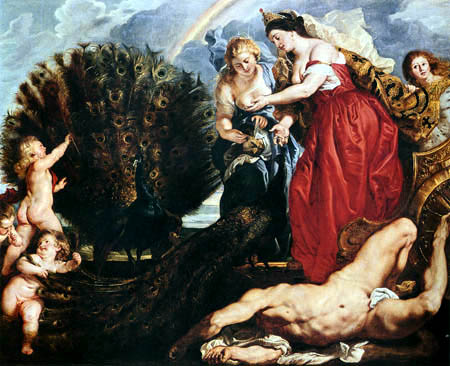 Peter Paul Rubens - Juno und Argos