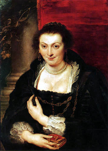 Peter Paul Rubens - Isabelle Brandt