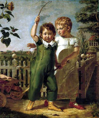Philipp Otto Runge - Hülsenbecksche Kinder