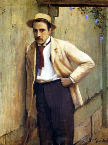 Santiago Rusiñol - Ricard Planells