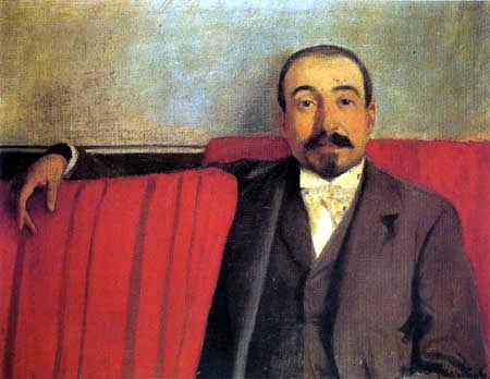 Santiago Rusiñol - Gaietà Benaprès