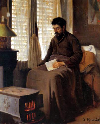 Santiago Rusiñol - Ramón Canudas