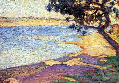 Théo van Rysselberghe - Saint-Tropez