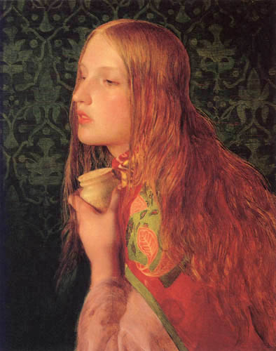 Frederick Sandys - Maria Magdalena