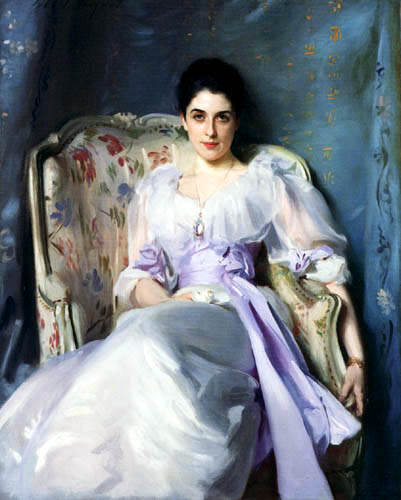 John Singer Sargent - Lady Agnew of Lochnaw