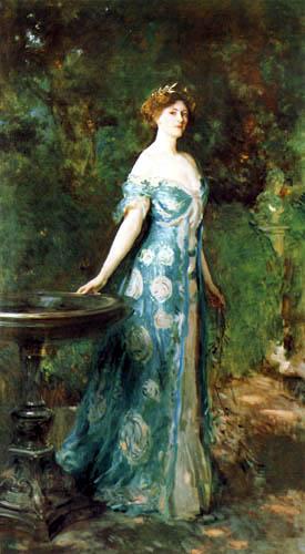John Singer Sargent - Millicent, Herzogin von Sutherland