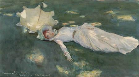 John Singer Sargent - Madame Roger-Jourdain