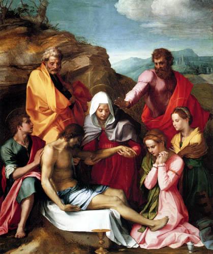 Andrea del Sarto - Piety