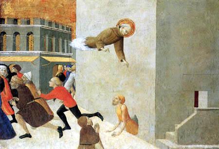 Stefano di Giovanni Sassetta - Saint Ranieri Rasini in Florence