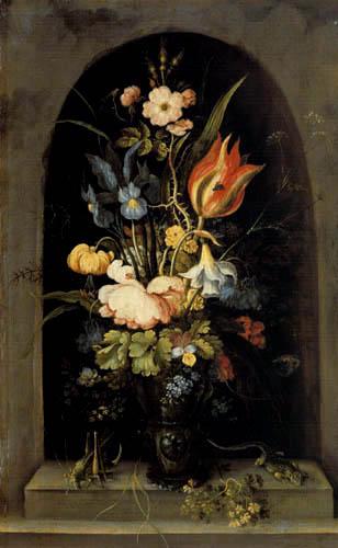 Roelant Savery - Flowers