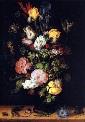 Roelant Savery - Blumenstrauß