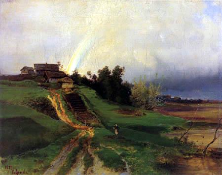 Alexej Kondratjewitsch Sawrassow - Rainbow
