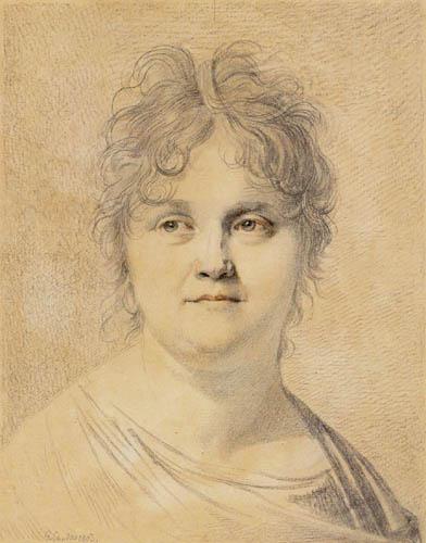 Johann Gottfried Schadow - Marie Christine Schlegel