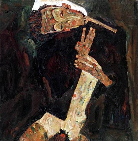 Egon Schiele - Lyric poet
