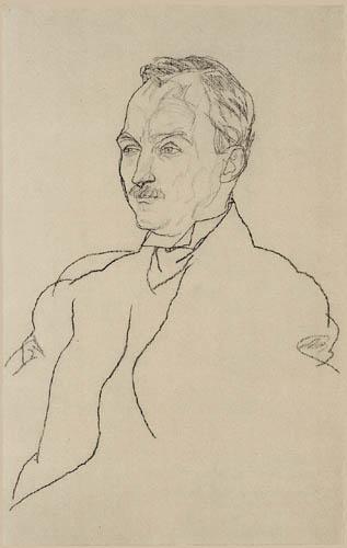 Egon Schiele - Bildnis Hugo Koller