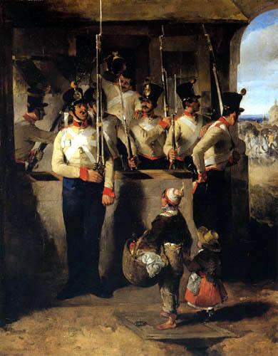 Carl Schindler - Guard Brigade