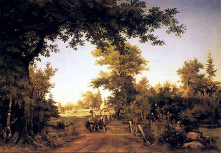 Iwan Schischkin - Landscape