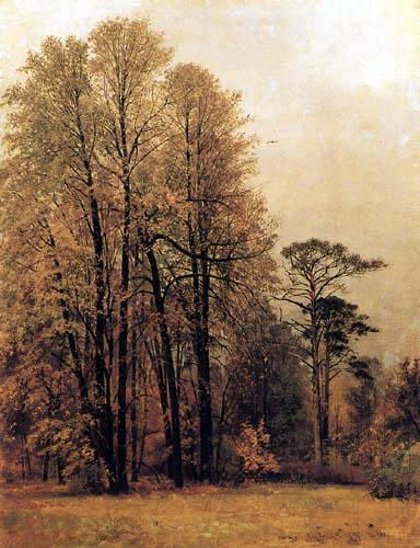 Iwan Schischkin - Autumn