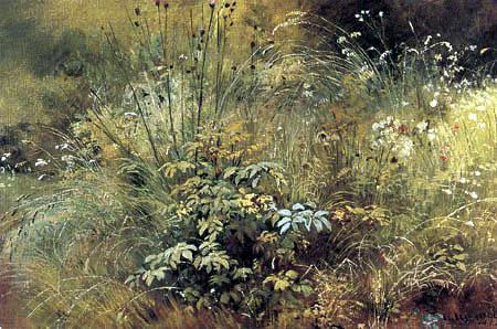 Iwan Schischkin - Grasses