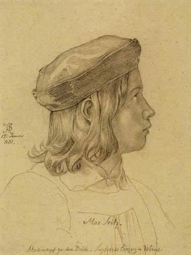 Julius Schnorr von Carolsfeld - Alexander Max Seitz