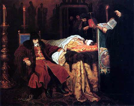Wjatscheslaw Grigorjewitsch Schwarz - Ivan the Terrible
