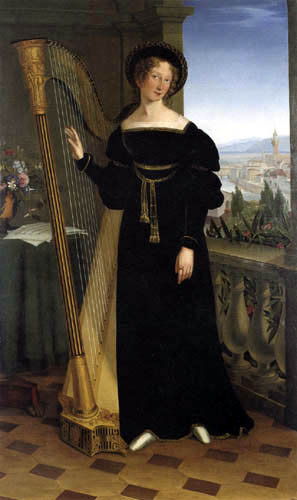 Louise Caroline Seidler - Juliane von Baudissin