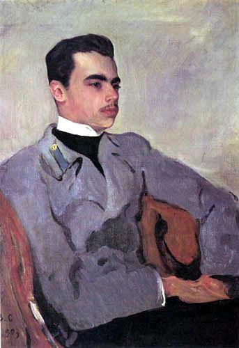 Valentin Alexandrowitsch Serow - Earl Nikolai Sumarokow-Elstone