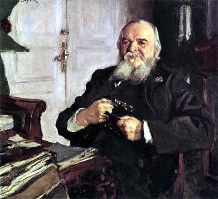 Valentin Alexandrowitsch Serow - Alexander Turtschaninow
